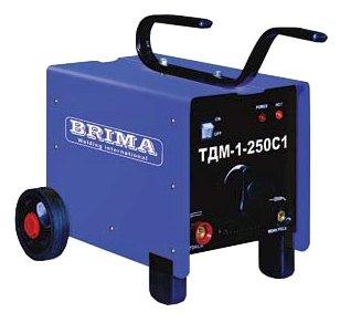 Сварочный аппарат BRIMA ТДМ1-250-С1 (MMA)