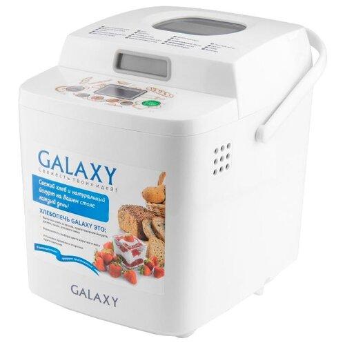 Хлебопечка Galaxy GL2701 белый