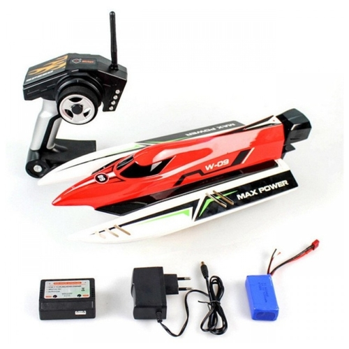Катер WL Toys Brushless (WL915)