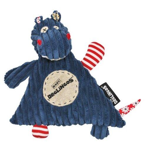 Купить Мягкая игрушка Deglingos Бегемотик Hippipos baby 23 см, Мягкие игрушки
