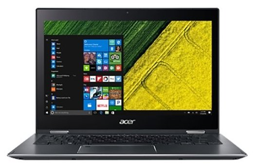 Ноутбук Acer SPIN 5 (SP513-52N-58QS) (Intel Core i5 8250U 1600 MHz/13.3