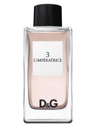Dolce & Gabbana 3 L'Imperatrice