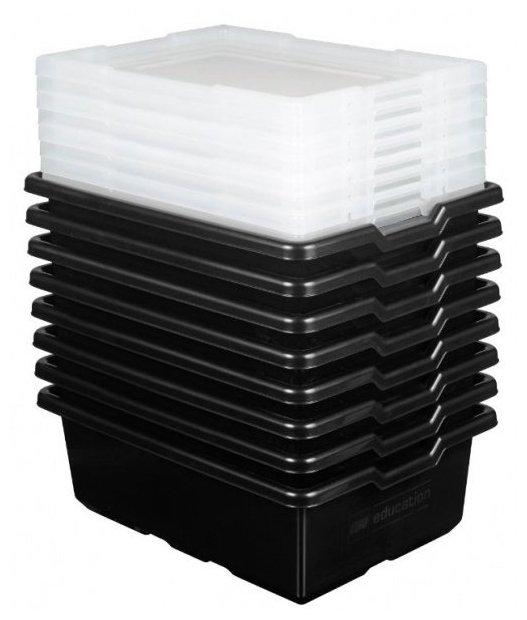 Набор для хранения LEGO Medium Storage 8 штук 45498 Средние короба