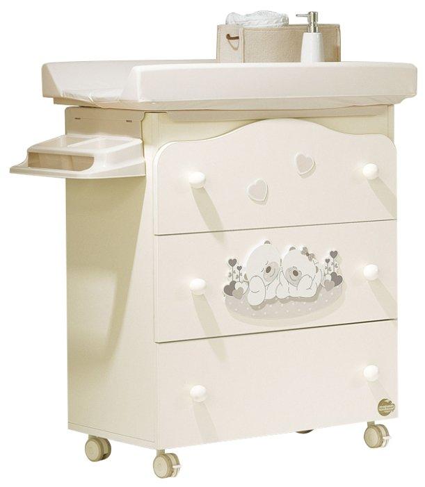 Пеленальный комод Baby Expert Sogno 1BF*SOGNO--3001