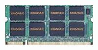 Оперативная память 512 МБ 1 шт. Kingmax DDR2 533 SO-DIMM 512 Mb