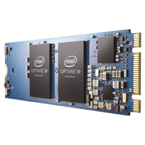 Твердотельный накопитель Intel MEMPEK1J064GA01 синий