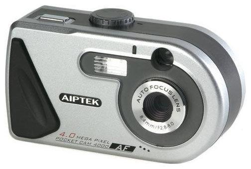 Фотоаппарат Aiptek PocketCam 4000