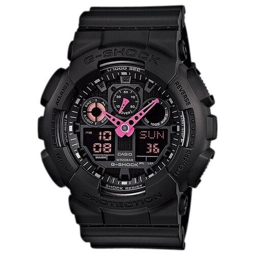 цена Наручные часы CASIO GA-100C-1A4 онлайн в 2017 году
