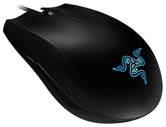Мышь Razer Abyssus Black USB