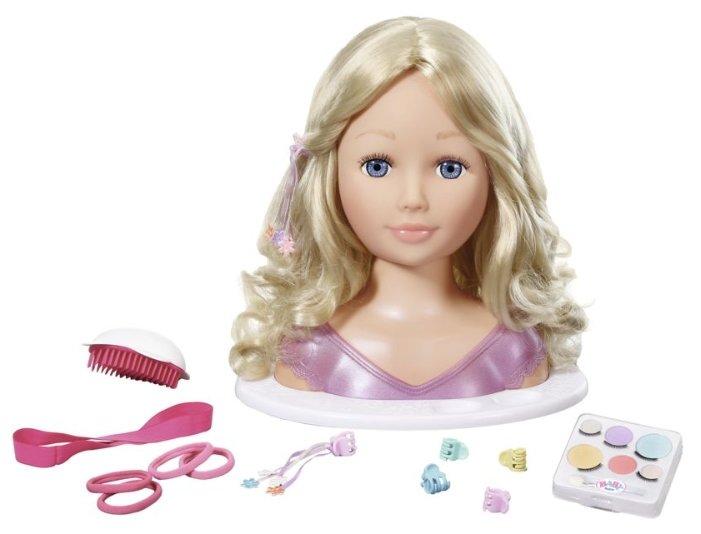 Кукла Zapf Creation Baby Born My Model Сестричка для причесок и макияжа, 33 см, 824-108