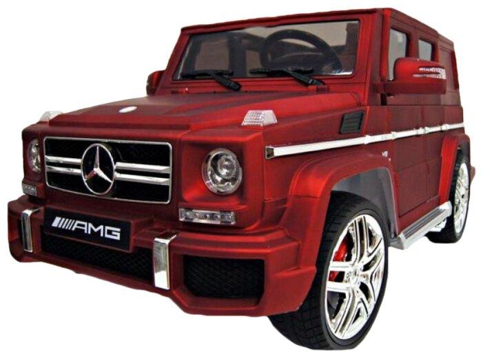 RiverToys Автомобиль Mercedes-Benz G63 (Лицензионная модель)