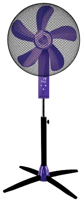 Вентилятор напольный Polaris PSF 40RC Violet