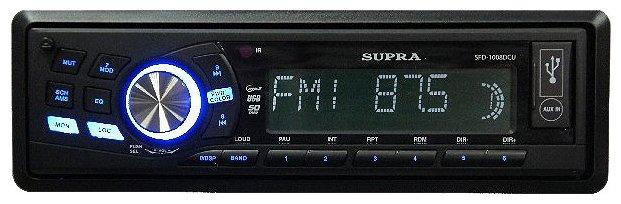SUPRA SFD-1008DCU