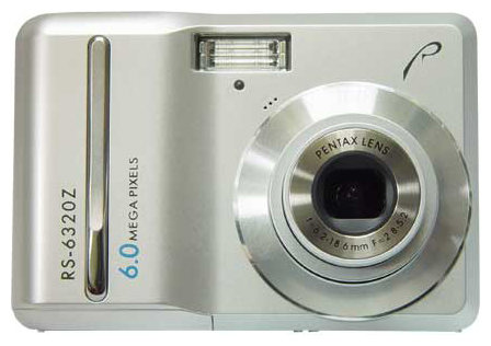 Фотоаппарат Rovershot RS-6320Z