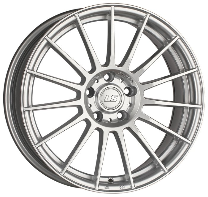 Колесный диск LS Wheels RC05 7.5x17/5x100 D56.1 ET45 S