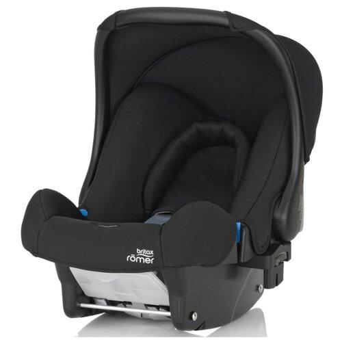 Автокресло-переноска группа 0+ (до 13 кг) BRITAX ROMER Baby-Safe, Cosmos Black группа 0 0 от 0 до 13 кг britax roemer baby safe plus shr ii