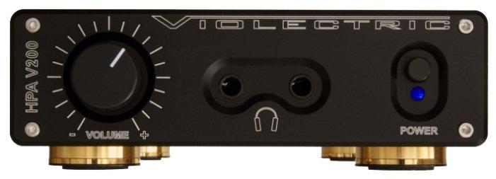 Усилитель для наушников Violectric HPA V200