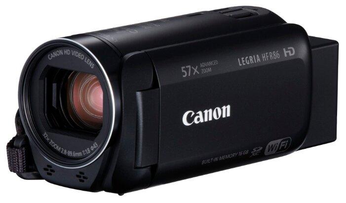 Canon Видеокамера Canon LEGRIA HF R86