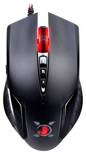 Мышь A4Tech Bloody V5 Black USB