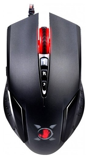 A4Tech Bloody V5 game mouse Black USB
