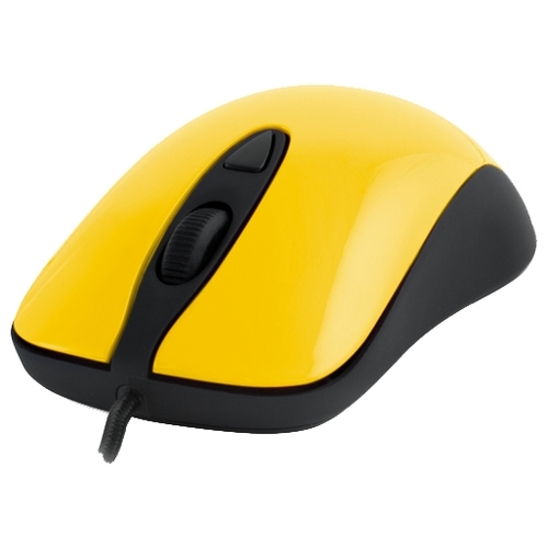 Мышь SteelSeries Kinzu v2 Yellow USB