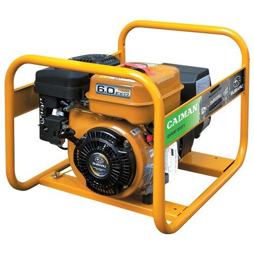 Фото - Бензиновый генератор Caiman Expert 3010X (2600 Вт) привод бензиновый caiman csvh e для виброрейки поставляется без рейки арт csvh e