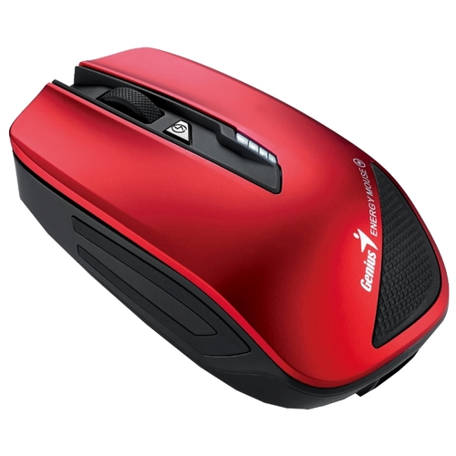 Мышь Genius Energy Mouse Red USB