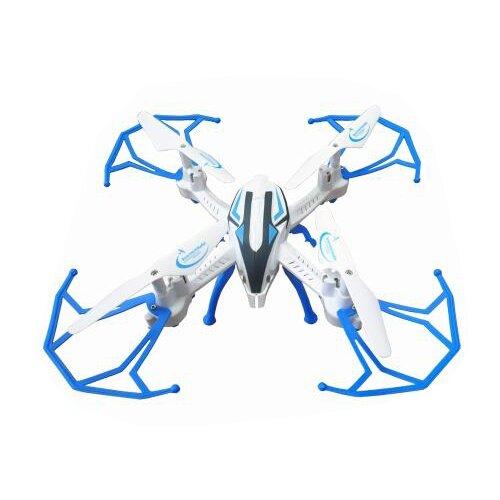 Квадрокоптер Властелин небес Зоркий ВН3481 белый/голубой квадрокоптер властелин небес квадрик bh 3375