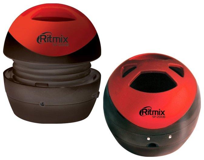 Портативная акустика Ritmix SP-2010B