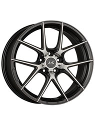 Колесный диск LS Wheels RC06 8x18/5x112 D66.6 ET39 GMF - фото 1