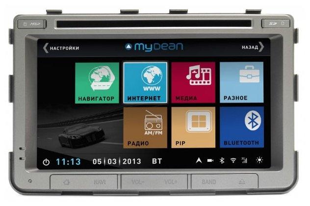 Автомагнитола MyDean 3269