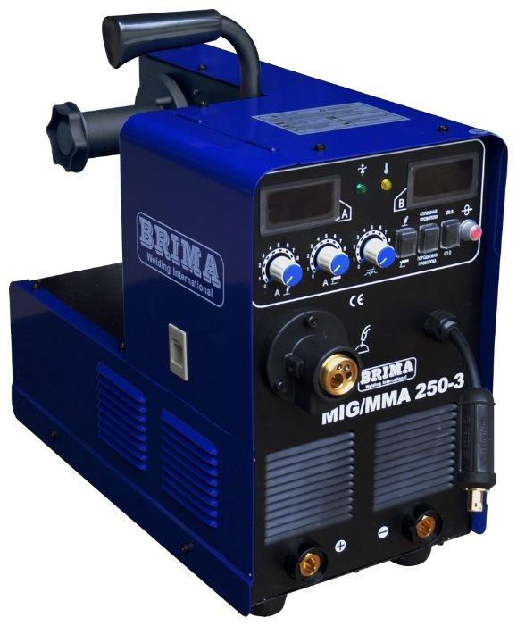 Сварочный аппарат BRIMA MIG/MMA-250-3