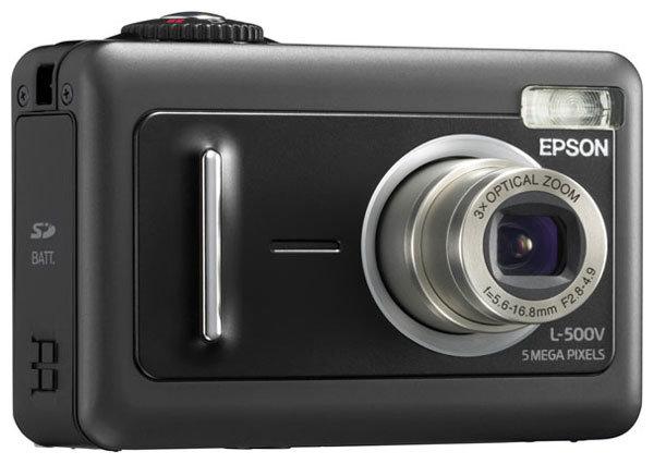 Фотоаппарат Epson PhotoPC L-500V