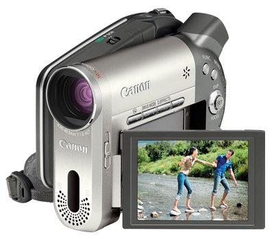 Сравнение с Canon DC10