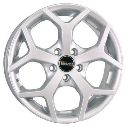 Колесный диск Tech-Line 721 7.5x17/5x114.3 D67.1 ET50 S