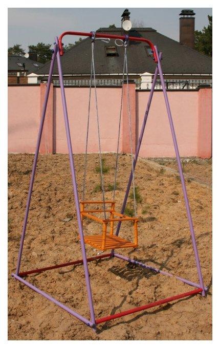 Вертикаль Дачные сборные качели (детские)