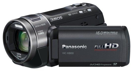Panasonic Видеокамера Panasonic HC-X800