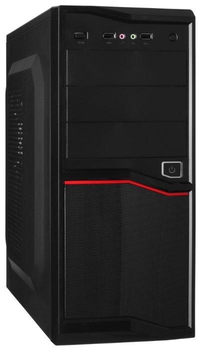 ExeGate Компьютерный корпус ExeGate AB-220 450W Black