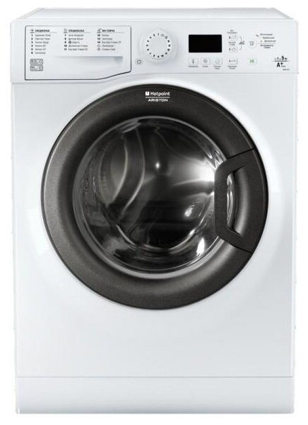 Hotpoint-Ariston Hotpoint-Ariston VMUG 501 B Белый, 5кг