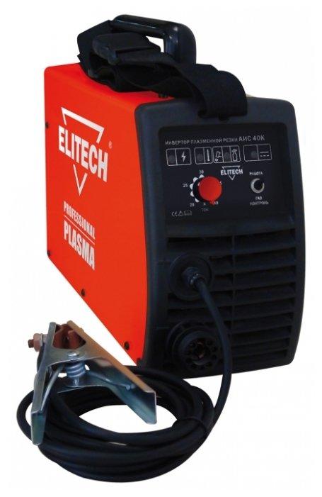 Инвертор для плазменной резки ELITECH АИС 40К