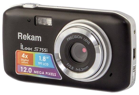 Rekam Компактный фотоаппарат Rekam iLook S755i