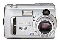 Фотоаппарат Minolta DiMAGE E223