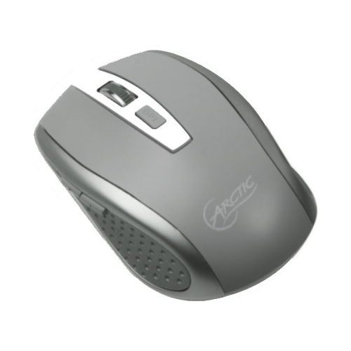 Мышь Arctic M361 Portable Wireless Mouse Silver USB