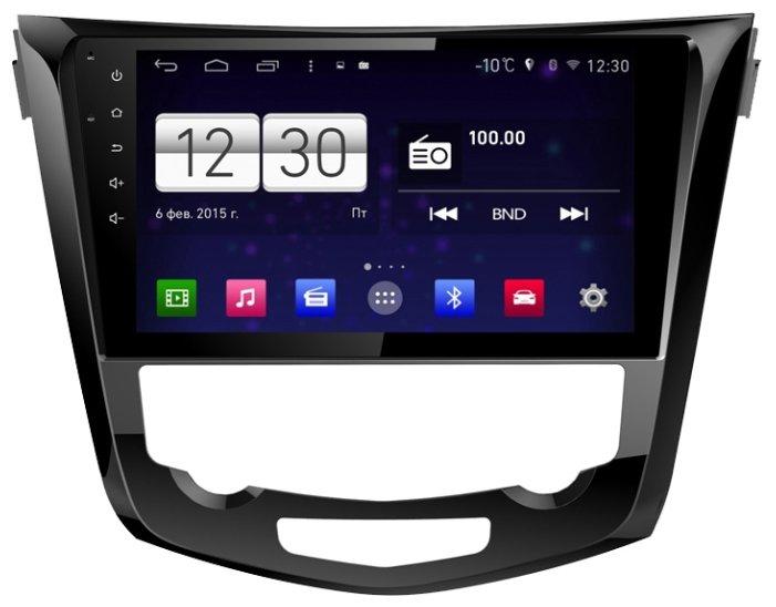 FarCar s160 Nissan Qashqai, X-Trail на Android (m473)