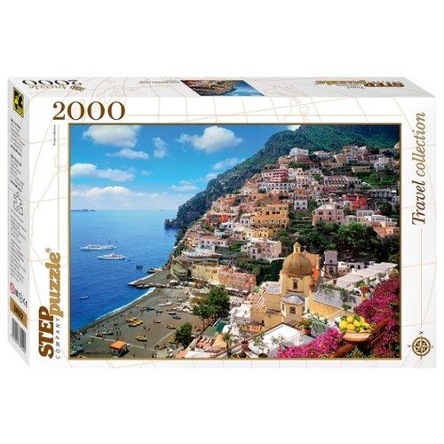 Купить Пазл Step puzzle Travel Collection Италия Побережье Амалфи (84022), 2000 дет., Пазлы