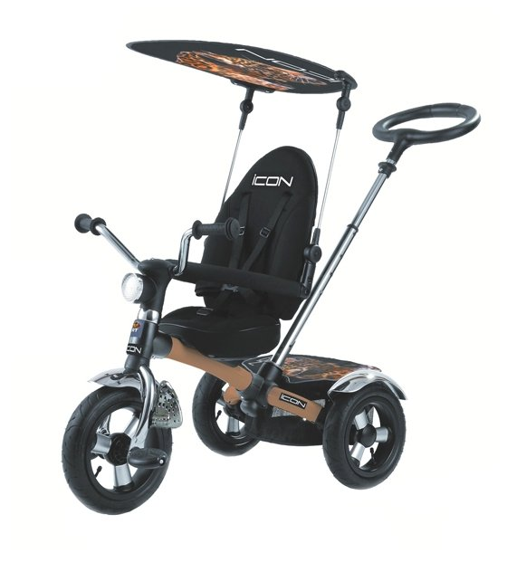 Трехколесный велосипед RT ICON 1 Cream Gepard