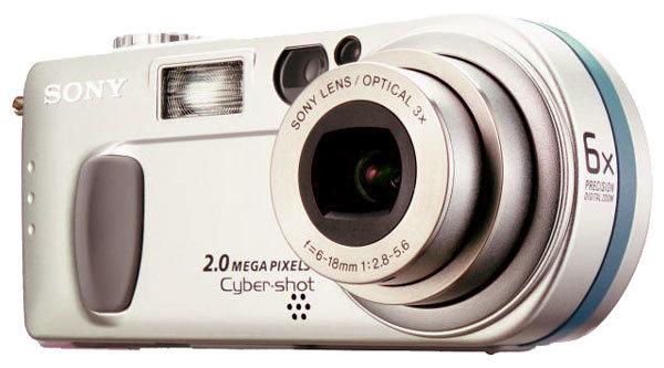 Фотоаппарат Sony Cyber-shot DSC-P2