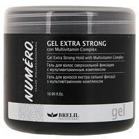 Brelil Professional Гель сильной фиксации с комплексом мультивитаминов / Styling Gel Extra Strong