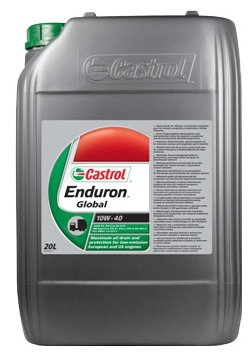 Моторное масло Castrol Enduron Global 10W-40 20 л