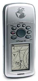Навигатор Garmin GPSMAP 96